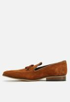 basicthread - Percy suede loafer