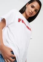 dailyfriday - Femme tee