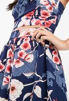 dailyfriday - Button front midi skirt