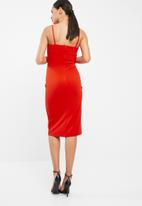 dailyfriday - Square neck bodycon