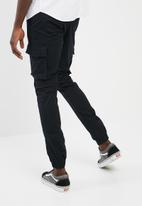 Only & Sons - Stage slim cuffed cargo
