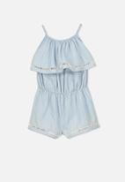 Cotton On - Kids maya short jumpsuit