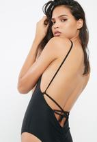 Bacon Bikinis - Amber one piece
