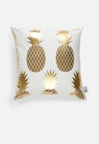 Sixth Floor - Tahiti printed cushion cover