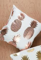 Sixth Floor - Tahiti printed cushion cover