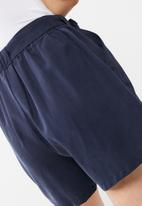dailyfriday - Soft short with self tie