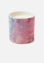 Typo - Ceramic jar candle