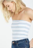 Cotton On - Mia strapless tube top