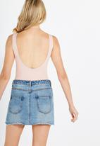 Cotton On - Ava low back tank bodysuit