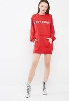 Missguided - West coast sweater dress