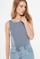 Cotton On - Ava low back tank bodysuit