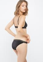 dailyfriday - Romy lace trim brief