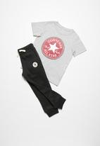 Converse - Kids core fleece pants