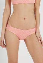 Cotton On - Crinkle hipster full bikini bottom
