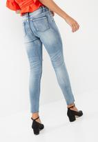 Missguided - Sinner high waisted skinny