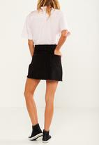 Cotton On - The re-made mini denim skirt