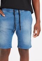 Cotton On - Customised denim shorts
