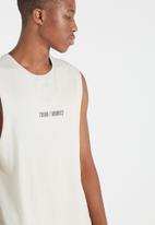 Cotton On - T bar muscle vest