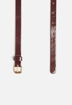 dailyfriday - 3pk patent belts