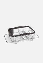 Umbra - Sinkin 3-in-1 dish rack
