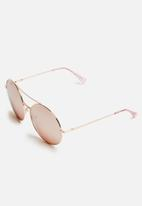 Missguided - Round sunglasses