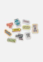 NPW - Vibe Squad mini scented erasers