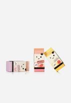 NPW - Oh K! scented eraser set
