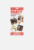 NPW - Party headbands