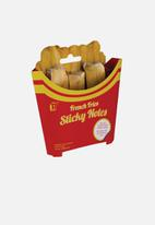 Paladone - French fries sticky notes