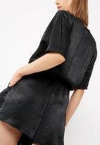 dailyfriday - Kimono sleeve playsuit