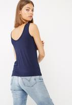dailyfriday - Scoop style vest