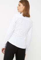 dailyfriday - Fitted long sleeve shirt