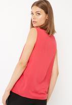 dailyfriday - Sleeveless shirt