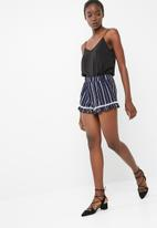 dailyfriday - Soft ruffle short