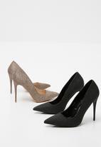 dailyfriday - Naledi glitter heel