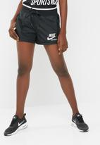 Nike - Archive zip shorts