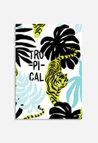Sixth Floor - Tropical tiger