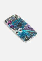 Hey Casey - Jungle orchid iPhone & Samsung cover