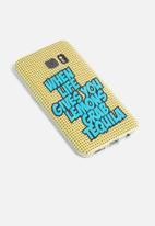 Hey Casey - Lemons iPhone & Samsung cover