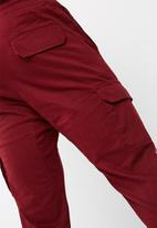 basicthread - Rango cuffed slim utilty pant