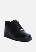 Nike - Air Force 1 Low - Black / Black