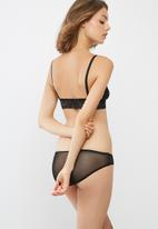 dailyfriday - Lais mesh lace trim brief