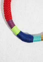 Pichulik - Thick Ndebele Necklace