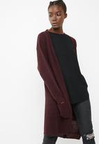 dailyfriday - Slouchy dropped shoulder cardi