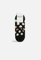 Happy Socks - Big dot liner sock
