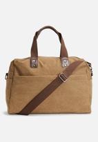 basicthread - Phil duffle bag