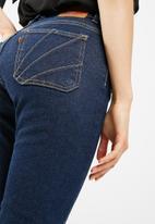 Levi's® - Orange tab slim leg jeans