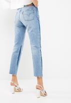 Levi's® - 501 crop jeans