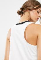 Nike - Archive rib crop tank