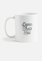 Sixth Floor - Damn that's hot mug